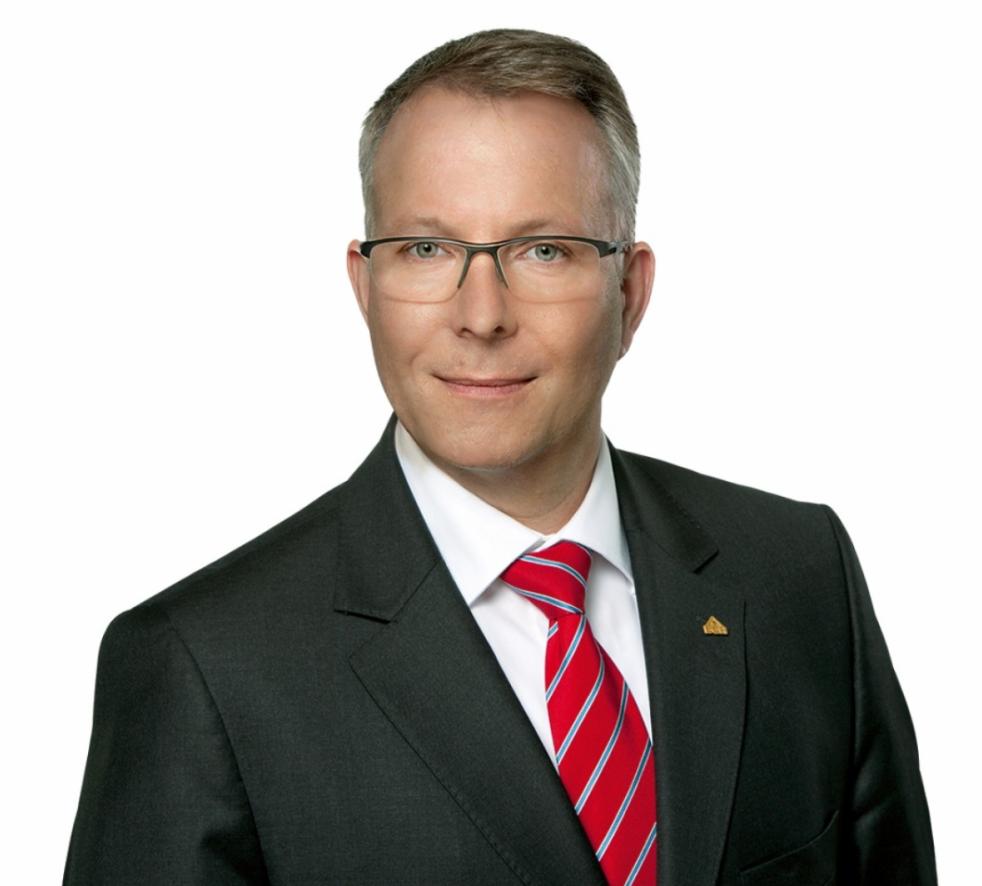 Dr. Frank Ulbricht, Vorstand der BCA AG
