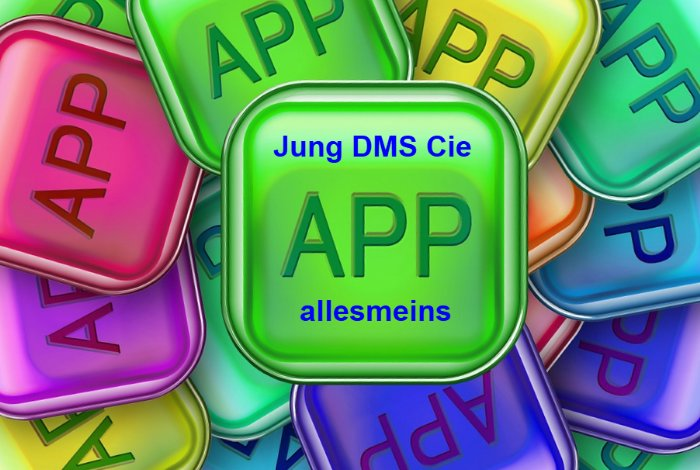 APP allesmeins - Jung DMS & Cie